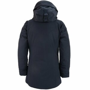 Airforce Women 2-pocket Deluxe parka donkerblauw