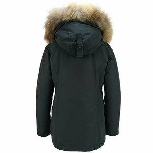 Airforce 2 pocket Parka RF Black