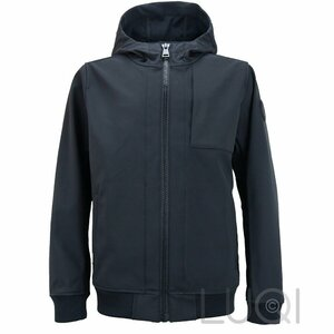 Airforce Softshell Jacket Chest Navy