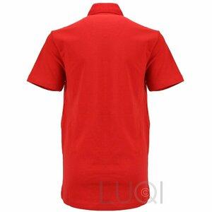 Antony Morato Polo Shirt Jersey Rood