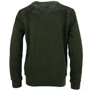 Antony Morato Hooded Sweater Forest Green