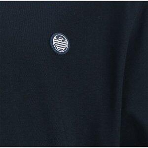 Emporio Armani jersey shirt navy 3k4TJ2