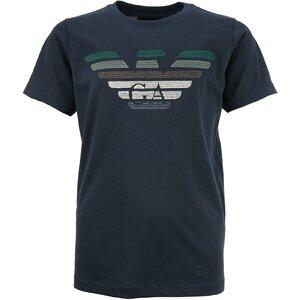 Emporio Armani shirt blue 6H4TH3