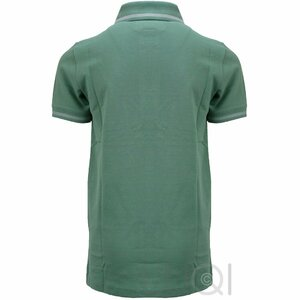 Emporio Armani Polo Verde Berrillo