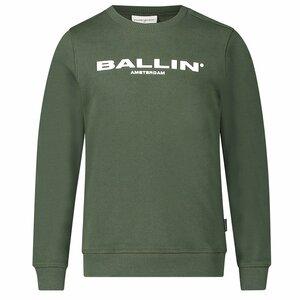 Ballin Original Logo Sweater Groen