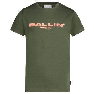 Ballin Shirt 21017106 Army
