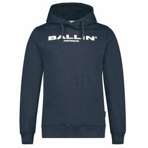 Ballin Original Logo Hoodie Navy