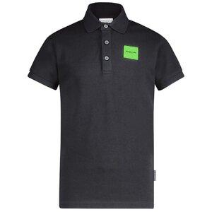 Ballin Polo 21017108 Zwart Fluo Groen