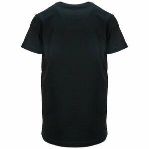 Balmain Shirt basic zwart met wit logo