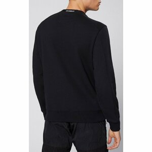 CP Company Diagonal Raised Sweater Blauw