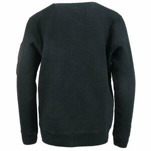 CP Company Sweater Mix Zwart