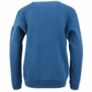 CP Company Sweater Mix Dark Denim