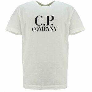 CP Company Basic Shirt Off White