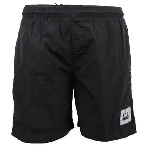 CP Company Beach Short Black