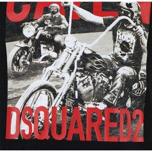 Dsquared2 shirt Zwart DQ0158 Relax Fit