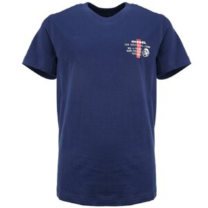 Diesel UMLT-TDIEGOS Shirt Blauw