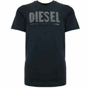 Diesel Shirt Studs Zwart