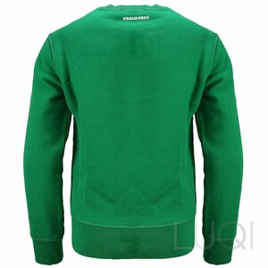 Dsquared² Sweater Groen DSQ2
