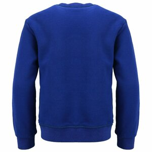 Dsquared2 Sweater Relax Fit Cobalt Wit