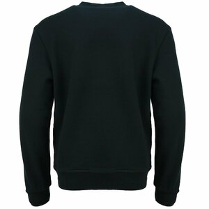 Dsquared2 Sweater Relax Fit Zwart Wit