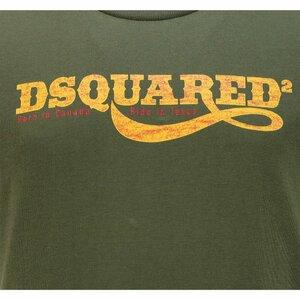 Dsquared2 Shirt Groen Texas