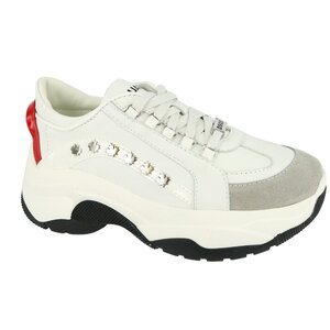 Dsquared2 sneakers Bumpy Wit