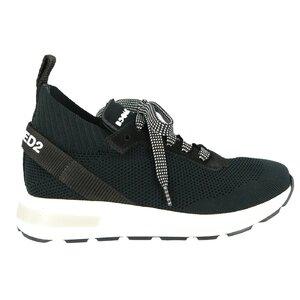 Dsquared2 sneakers sok zwart
