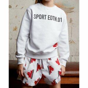 Dsquared2 Sweater Sport EDTN Zwart