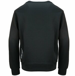 Dsquared2 Sweater Sport Zwart Wit Maple