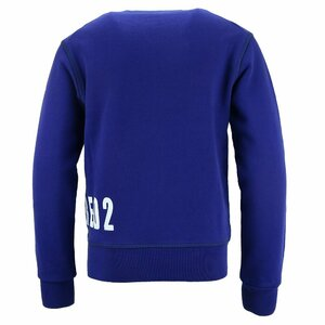Dsquared2 Sweater Cobalt Logo