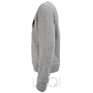 DSQUARED² SWEATER GREY BLACK LOGO