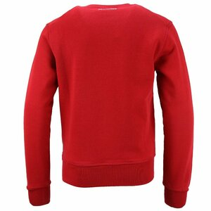 Dsquared2 Sweater Rood Maple Leaf