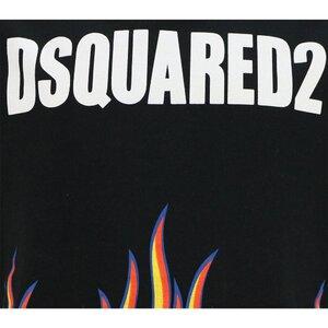 Dsquared2 shirt Zwart DQ0198 Relax Fit