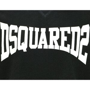 Dsquared2 Hoody Zwart Cool Fit