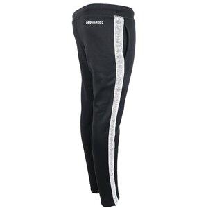 Dsquared2 Sweatpants Sport Zwart DQ0012
