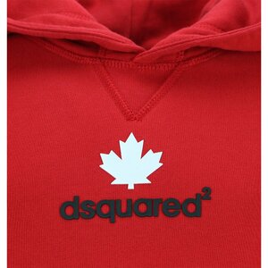 Dsquared2 sweater Rood DQ0534 Relax Fit