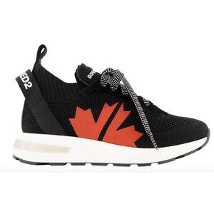 Dsquared2 sneakers sok zwart 67051