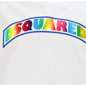 Dsquared2 Shirt Girls wit DQ0181