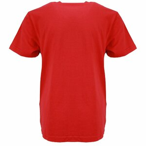 Dsquared2 Shirt Relax Fit Rood Wit
