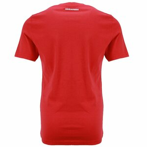 Dsquared2 Shirt Rood D2-2D