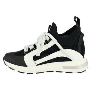 Dsquared2 sneakers sok zwart 67053