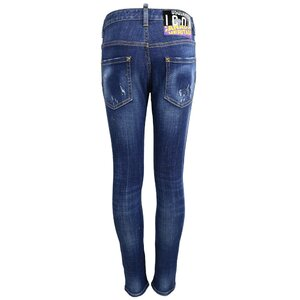 Dsquared² Boys Skater Jeans Icon DQ042L-D2P118