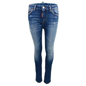 Dsquared2 Girls Twiggy Jeans DQ01DX
