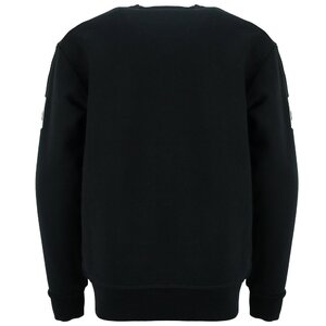 Dsquared2 sweater zwart DQ0537 Cool Fit