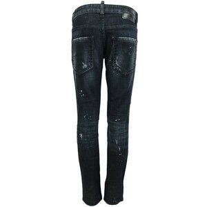 Dsquared² Boys Clement Jeans Black