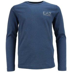 EA7 Armani Jersey Longsleeve Navy Blue