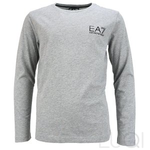 EA7 Armani Jersey Longsleeve Medium Grey