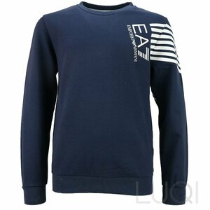 EA7 Sweater Donkerblauw