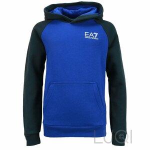 EA7 Hoody Cobalt