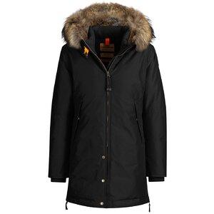 Parajumpers Effie Girl Coat Black Zwart